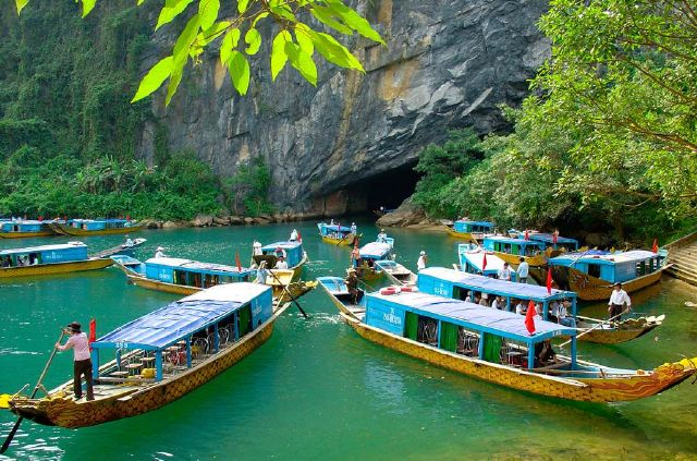 Vẻ đẹp của Động Phong Nha - Kẻ Bàng ở Quảng Bình