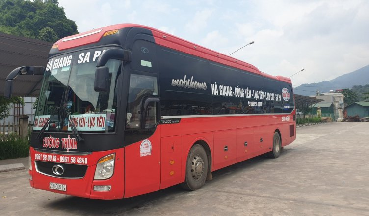 Which bus Ha Giang – Sapa should I take?