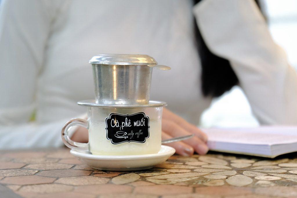 Cafe không dành cho người vội vàng