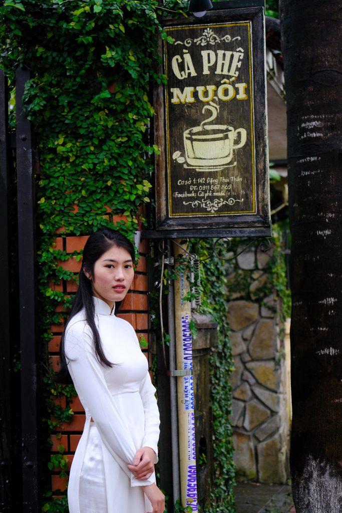 Quán cafe muối chính hiệu ở Huế